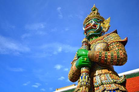 Bangkok - Điểm đến được yêu thích nhất thế giới năm 2016