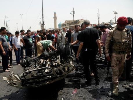 Iraq: Đánh bom liều chết ở Baghdad, hàng chục người thương vong