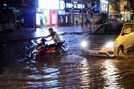 Dự báo thời tiết: Triều cường tại Tp. Hồ Chí Minh sẽ vượt mức báo động 3