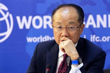 Ngân hàng Thế giới tái bổ nhiệm ông Jim Yong Kim làm Chủ tịch