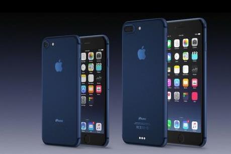 Iphone 7 của Apple được bán nhiều nhất thế giới trong quý I/2017