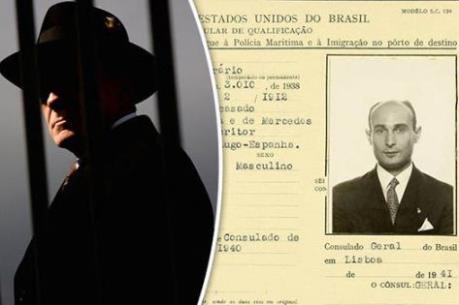 Tài liệu chưa từng công bố về điệp viên xuất chúng nhất trong Chiến tranh Thế giới thứ Hai