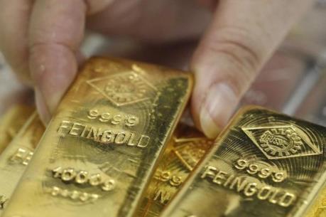 """""""Sức khỏe"""" đồng USD đang chi phối thị trường vàng"""