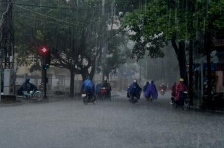 Dự báo thời tiết đêm 28/9: Khu vực Tây Nguyên và Nam Bộ có mưa to và dông
