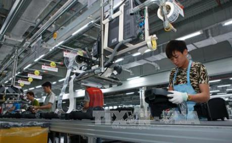 Thu hút vốn FDI qua 9 tháng đạt 2,3 tỷ USD