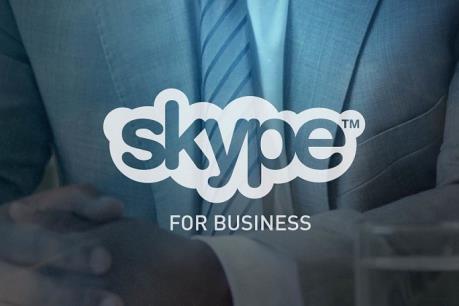 Skype dành cho iOS 10 được tích hợp trợ lý ảo Siri của Apple
