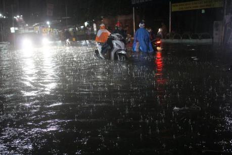 Thành phố Hồ Chí Minh thí điểm chống ngập bằng máy bơm ly tâm