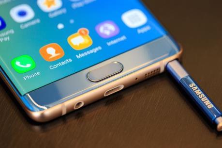 Samsung: Pin an toàn đã được lắp bên trong hơn 1 triệu chiếc Note 7