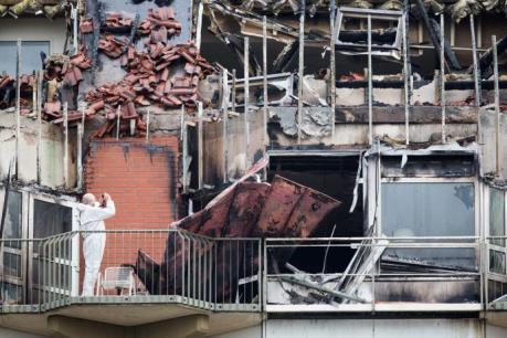 Cháy tại bệnh viện ở Đức làm 17 người thương vong