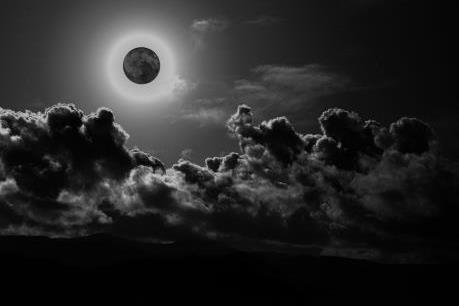 """""""Mặt Trăng đen"""" sẽ xuất hiện tối nay 30/9"""