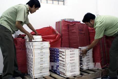 Dự kiến nâng mức kinh phí hỗ trợ phòng, chống buôn lậu thuốc lá