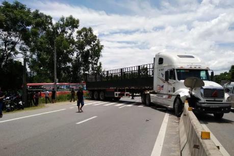 Tai nạn giao thông nghiêm trọng trên Quốc lộ 48