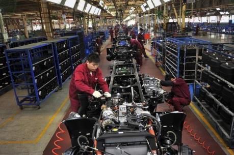 Trung Quốc: Hoạt động chế tạo tiếp tục tăng trưởng trong tháng Chín