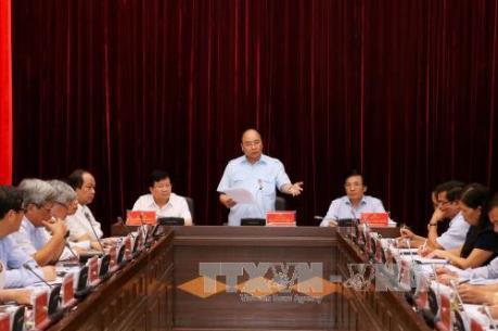 """Thủ tướng Nguyễn Xuân Phúc: Không để tái diễn sự kiện """"Mường Nhé"""" lần thứ 2"""