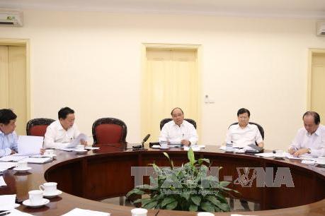Thủ tướng Nguyễn Xuân Phúc: Đảm bảo đủ điện năng cung cấp cho nền kinh tế