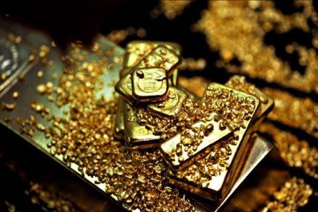 Giá vàng tiếp tục đi xuống do đồng USD mạnh lên