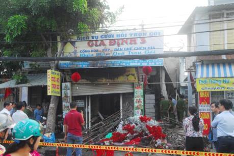 Cháy lớn lúc nửa đêm, ba người tử vong