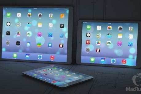 Sẽ có tới 3 phiên bản iPad Pro được ra mắt vào đầu năm 2017?