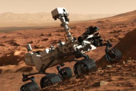Tàu Curiosity tiếp tục sứ mệnh 2 năm gia hạn trên Sao Hỏa