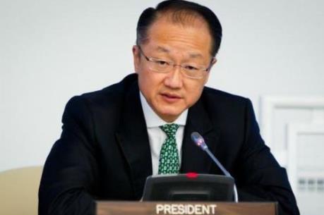 Chủ tịch WB kêu gọi thúc đẩy kinh tế, chấm dứt đói nghèo