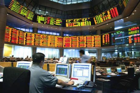 Các thị trường chứng khoán châu Á đồng loạt lên điểm