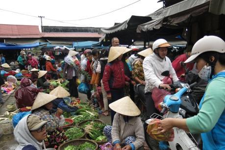 Hà Nội xử lý sai phạm xây dựng tại chợ Kim - Đông Anh