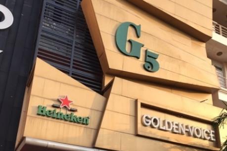 """""""Đột kích"""" quán karaoke G5 ở Hải Phòng"""