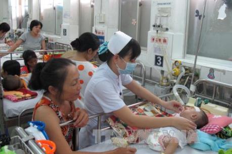 Xây dựng cơ sở II Bệnh viện Nhi TW tại Quốc Oai, Hà Nội