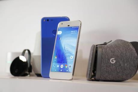Cận cảnh các các thiết bị công nghệ hiện đại mới của Google
