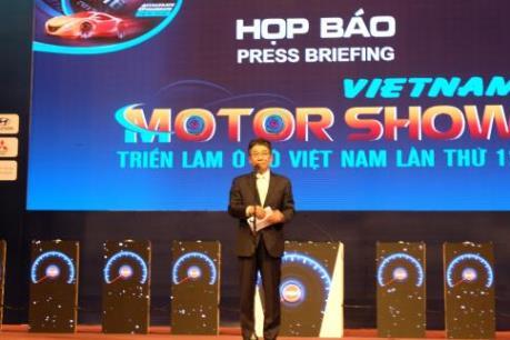 Khởi động triển lãm Vietnam Motor Show 2016