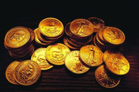 Giá vàng chiều 5/10: Vàng SJC giảm tiếp 80.000 đồng/lượng