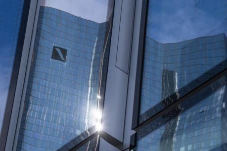 Mỹ công bố mức phạt ngân hàng Deutsche Bank