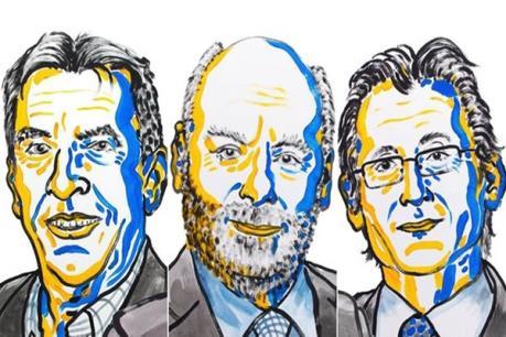 Những điều ít biết về giải Nobel Hóa học 2016