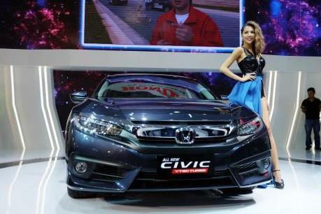 Honda chính thức ra mắt Civic thế hệ thứ 10 hoàn toàn mới