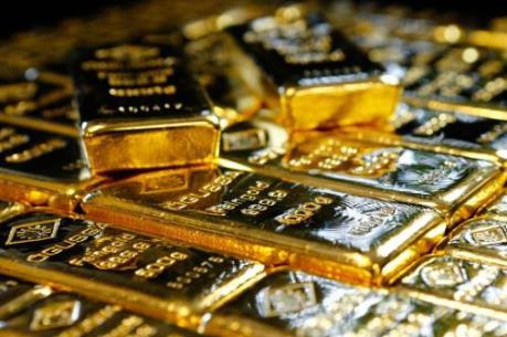 Giá vàng thế giới giảm khi kinh tế Mỹ khởi sắc