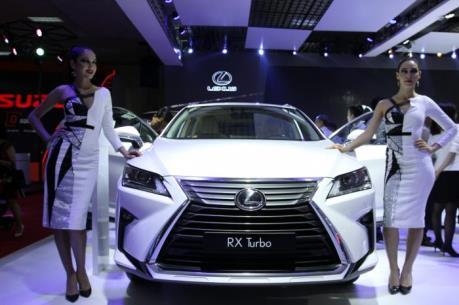"""Mãn nhãn với dàn """"xế độc"""" tại Việt Nam Motor Show 2016"""