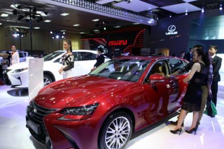 Triển lãm ô tô Việt Nam 2016 có kết quả ấn tượng