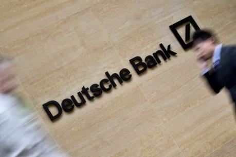 IMF phê phán mô hình hoạt động của ngân hàng Đức Deutsche Bank