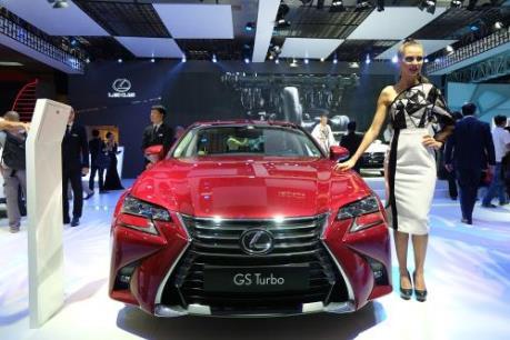 Thương hiệu xe sang Lexus trình làng 4 sản phẩm chủ chốt