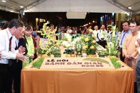 Khai mạc hội chợ hàng Việt Nam chất lượng cao: Thực phẩm - Nông sản sạch