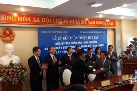 Lâm Đồng hợp tác với VNPT để xây dựng Đà Lạt thành thành phố thông minh