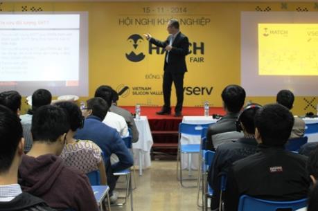 HATCH! FAIR thu hút hơn 150 doanh nghiệp khởi nghiệp tham gia