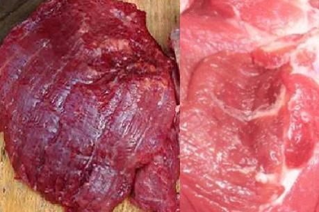 """Hà Nội: Chỉ đạo kiểm tra, xử lý nghiêm tình trạng làm """"thịt bò giả"""""""
