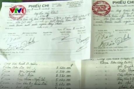 Xử lý nghiêm vi phạm về thủy lợi phí tại Ứng Hòa, Hà Nội