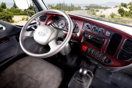 Đô Thành Auto ra mắt thị trường phía Bắc xe tải Dothanh Mighty HD99