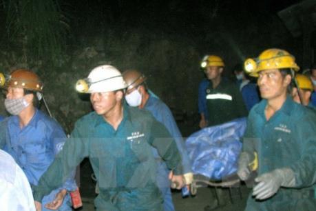 Quảng Ninh: Tìm thấy nạn nhân trong vụ bục túi nước hầm lò ở Công ty Than Núi Béo