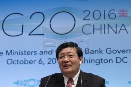 G20 cảnh báo những nguy cơ đe dọa nền kinh tế toàn cầu