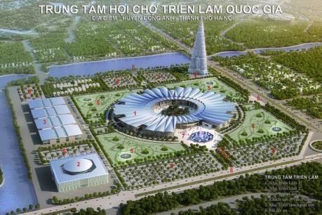 Khởi công Trung tâm hội chợ triển lãm lớn nhất châu Á