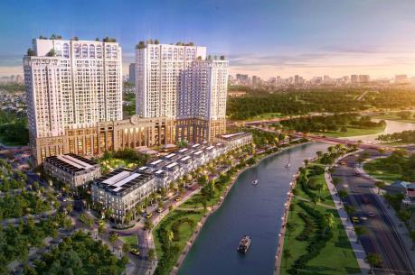 Xây dựng hơn 800 căn hộ tại tổ hợp dự án Roman Plaza