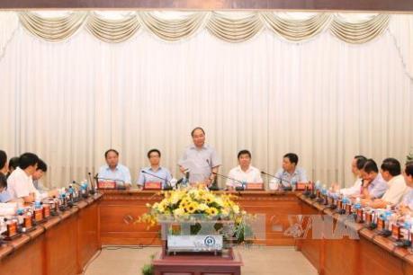 Thủ tướng Nguyễn Xuân Phúc: Mở rộng liên kết để hình thành chuỗi cung ứng thực phẩm sạch